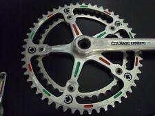Colnago pantograph Campagnolo super record crank set   170 mm