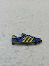 Adidas Stockholm Trainer Pin Badge Casual Ultras Away Days 3 Stripes Sneakers
