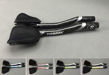 TOSEEK Carbon Road Bike TT Triathlon Aero Bar rest Handlebar Aerobar 31.8*290mm