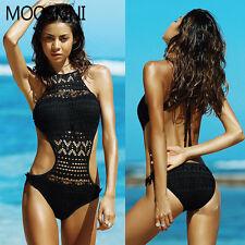 RXRXCOCO Womens One-piece Swimsuit Swimwear Push Up Monokini Bathing Suit Bikini