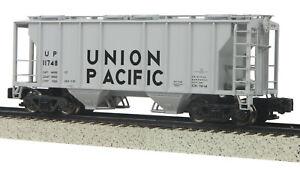 MTH S Gauge PS-2 Hopper Car Union Pacific  35-75046