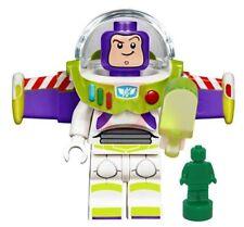 Buzz Toy Story Disney Movie Cartoon Friend Woody Jessie Custom Lego Mini Figure