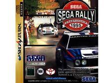 ## SEGA SATURN - SEGA Rally (JAP / JP) - TOP ##