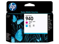 HP 940 Magenta and Cyan Original Printhead NEW