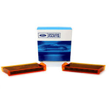 2007-2014 Ford F150 Side View Mirror Orange Turn Signal Lamp Lights Set OEM NEW