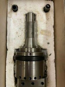 Bridgeport R8 Adapter Boring Head & Tools