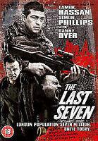 The Last Seven [DVD], Acceptable DVD, Simon Phillips,Tamer Hassan,Danny Dyer, FA