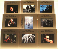 Pink Floyd - The Wall  9 Original Studio 35mm Slides - Transparencys 1984