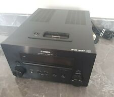 Yamaha CD Receiver CRX-550 CD/DAB+/IPOD Dock/USB - Unit Only  - Tested Working