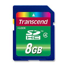 Transcend MicroSDHC Speicherkarte mit Geschwindigkeit Class 4