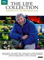 Neuf David Attenborough - The Life Collection 2018 DVD (BBCDVD4374)