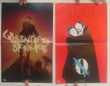 Queens Of The Stone Age Poster Promo Like Clockwork 2-Sided Stoneage 2 Sided Dif