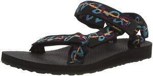 Teva Sandals Original Universal Womens Black 7 UK