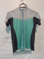 Louis Garneau River Run Cycling Jersey Women's XL Mojito/Drizzle
