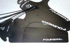 FOURIERS Bike Bicycle Fender Mudguard SET OR FRONT OR REAR Mountain Bike MTB