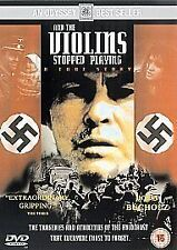 And The Violins Stopped Playing DVD Horst Buchholz Nazi SS German Holocaust