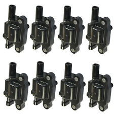 New Ignition Coil Pack Of 8 for Chevrolet GMC V8 U 12611424 12570616 C1511 F-413