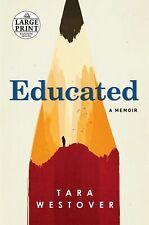 EDUACTED: A Memoir (Random House Large Print) (0525589988)