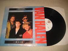 Van Halen - Dreams    12'' Vinyl Maxi