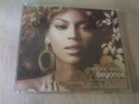 BEYONCE - CHECK ON IT - R&B CD SINGLE