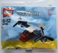 Lego Creator-avion de transport sac-Set 30189-neuf non ouvert