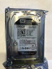 """Western Digital Black 500GB Internal 7200RPM 3.5"""" (WD5003AZEX) HDD #22"""