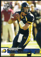 2005 Press Pass Aaron Rodgers Rookie #9 Packers Hot Football Card