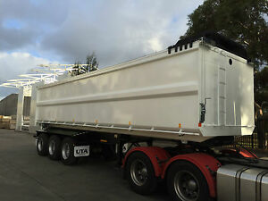 GRAVEL WASTE SAND TIPPER SEMI TRAILER NEW *PRICED PER WEEK WITH FINANCE TAP