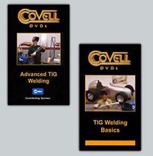TIG Welding Basics & Advanced TIG Welding (2 DVD set)