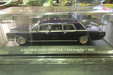 voiture miniature lincoln continental los angeles 1967 1/43 emballage