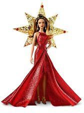 Mattel - Dyx41 Poupée Barbie Noel 2017 Teresa
