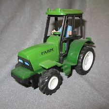 481D Jouet Tracteur Agricole Farm Vert 13,5cm