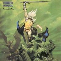 Cirith Ungol - Frost & Fire CD 1999 Metal Blade - LIKE NEW!