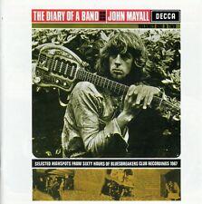 John Mayall - Diary of a Band 1 & 2 [New CD] England - Import, Germany - Import