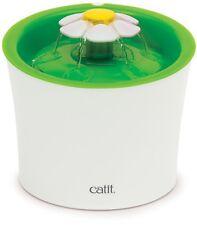 Catit Senses 2.0 Flower Fountain Blume Katzentrinkbrunnen 3 Liter/ Katzenbrunnen
