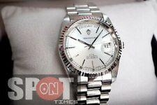 Sandoz Strip Hour Marker Dial Automatic Men's Watch 8783-D-34-8