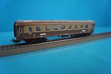 Marklin 4036 FS Express Coach 2 Kl. Brown Tin Plate