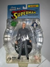 """Classic Silver Age Superman Lex Luthor Series 1 Action Figure Dc Direct New 6"""""""