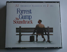 Forrest Gump The Soundtrack 32 American Classics on 2 CDs