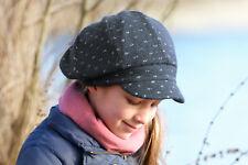 Sterntaler Mädchen M��tze Wintermütze Schirmmütze Ballonmütze mit Glitzer 4421830