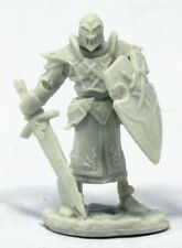 1 x VERNONE IVY CROWN KNIGHT - BONES REAPER figurine miniature jdr rpg d&d 77382