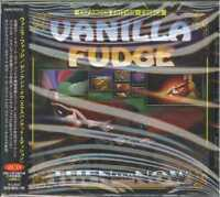 VANILLA FUDGE-THEN AND NOW -EXPANDED EDITION--IMPORT 2 CD WITH JAPAN OBI G35