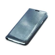 Unifarbene Handy-Schutzhüllen aus Leder für das Samsung Galaxy S5