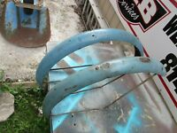 "Vintage Shelby Bicycle Fenders--Prewar, 26"" Front & Rear with Brackets"