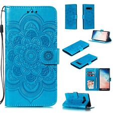 For Samsung Galaxy Note 20 Ultra Magnetic Flip Leather Wallet Phone Case Cover