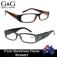 5 Pairs Plastic Australian Standard Reading Glasses 1.0 3.5 Set 1