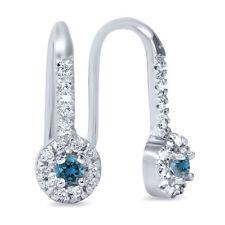Hook Stud Fine Earrings
