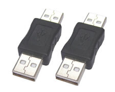 NEW USB 2.0 A Male to Male M/M Converter Adapter Connector Joiner Coupler Cable
