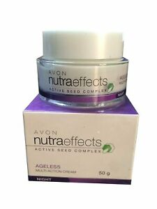 Avon Nutra Effects Ageless Multi-Action Cream Night(50 g) free shipping world
