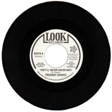 Feddie Chavez They'll Never Know Why/Dave Newman Make Up Your Mind Northern Soul